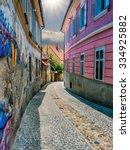 maribor. city landscape.   Shutterstock . vector #334925882