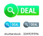 deal banner | Shutterstock .eps vector #334929596