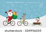 Santa Claus  Reindeer  Snowman...