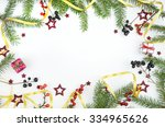 christmas time | Shutterstock . vector #334965626