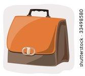 schoolbag | Shutterstock .eps vector #33498580