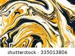 vector ink texture watercolor... | Shutterstock .eps vector #335013806