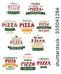 tasty pizza cafe or restaurant...