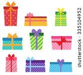 set of different vector...   Shutterstock .eps vector #335104952