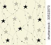 vector star background design | Shutterstock .eps vector #33522073