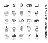 seo and development icons | Shutterstock .eps vector #335247176