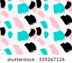 abstract green black and pink... | Shutterstock .eps vector #335267126