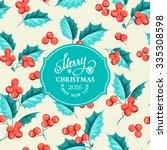 Christmas Mistletoe Holiday...