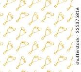 footprints | Shutterstock .eps vector #335375816