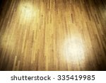 Dark Wooden Dance Floor With...