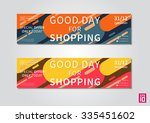 vector colorful promotion... | Shutterstock .eps vector #335451602