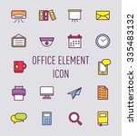 office element icon