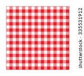 Red Tile Checkerboard Pattern