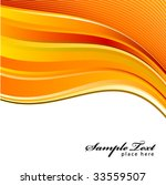elegant vector design template... | Shutterstock .eps vector #33559507
