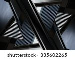 digitally altered close up... | Shutterstock . vector #335602265