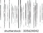 lined grunge vector texture | Shutterstock .eps vector #335624042