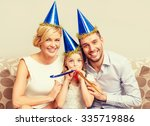 celebration  family  holidays... | Shutterstock . vector #335719886