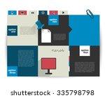 schedule  tab  banner.... | Shutterstock .eps vector #335798798