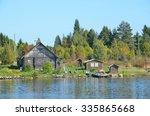 kizhi  russia  september  12 ... | Shutterstock . vector #335865668