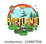 Portland  Oregon Great...