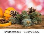 Christmas  Oranges And Cinnamo...
