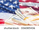currency. | Shutterstock . vector #336085436
