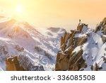 Aiguille Du Midi  Mont Blanc ...