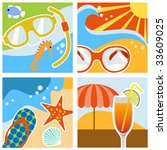 summer design vector | Shutterstock .eps vector #33609025