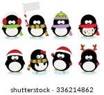 collection set of cute little... | Shutterstock .eps vector #336214862