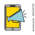 social media design  vector...   Shutterstock .eps vector #336225725
