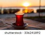 Turkish Tea With Reverse Light...