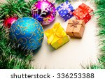 2016. christmas cards christmas ... | Shutterstock . vector #336253388