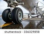 embraer erj 145 aircraft... | Shutterstock . vector #336329858