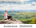 Beautiful Mid 30s Hiker Woman...