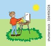 artist  | Shutterstock .eps vector #336406226