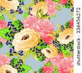 abstract elegance seamless... | Shutterstock .eps vector #336456272