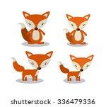 animal cute design  vector... | Shutterstock .eps vector #336479336