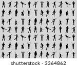 people | Shutterstock . vector #3364862