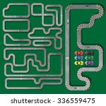 Ten Tracks Circuit Whith Racing ...