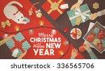 preparing for christmas banner  ...   Shutterstock .eps vector #336565706