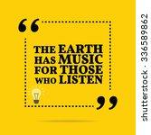 inspirational motivational... | Shutterstock .eps vector #336589862