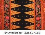 the beautiful of art malaysian... | Shutterstock . vector #336627188