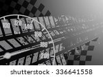 racing square background ... | Shutterstock .eps vector #336641558