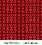 background of geometric shapes. ... | Shutterstock .eps vector #336660236