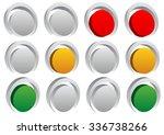 traffic lamp  traffic light ... | Shutterstock .eps vector #336738266