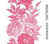 seamless pattern. illustration... | Shutterstock .eps vector #336750368