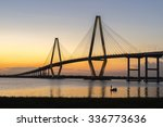 The Arthur Ravenel Jr. Bridge...