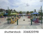 lauderdale by the sea  fl  usa  ... | Shutterstock . vector #336820598
