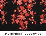 the beautiful of art malaysian... | Shutterstock . vector #336839498