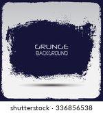 grunge banner.grunge background....   Shutterstock .eps vector #336856538